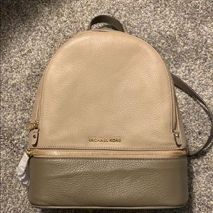 NWT Michael Kors Backpack